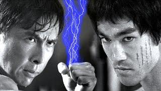 Video Bruce Lee VS Donnie Yen! - ☯Ip Man VERSUS Dragon   Wing Chun vs Jeet Kune Do! J. Vargas TV! download MP3, 3GP, MP4, WEBM, AVI, FLV Oktober 2018