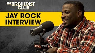 Jay Rock Opens Up About His Motorcycle Accident, Talks TDE, New Album + More