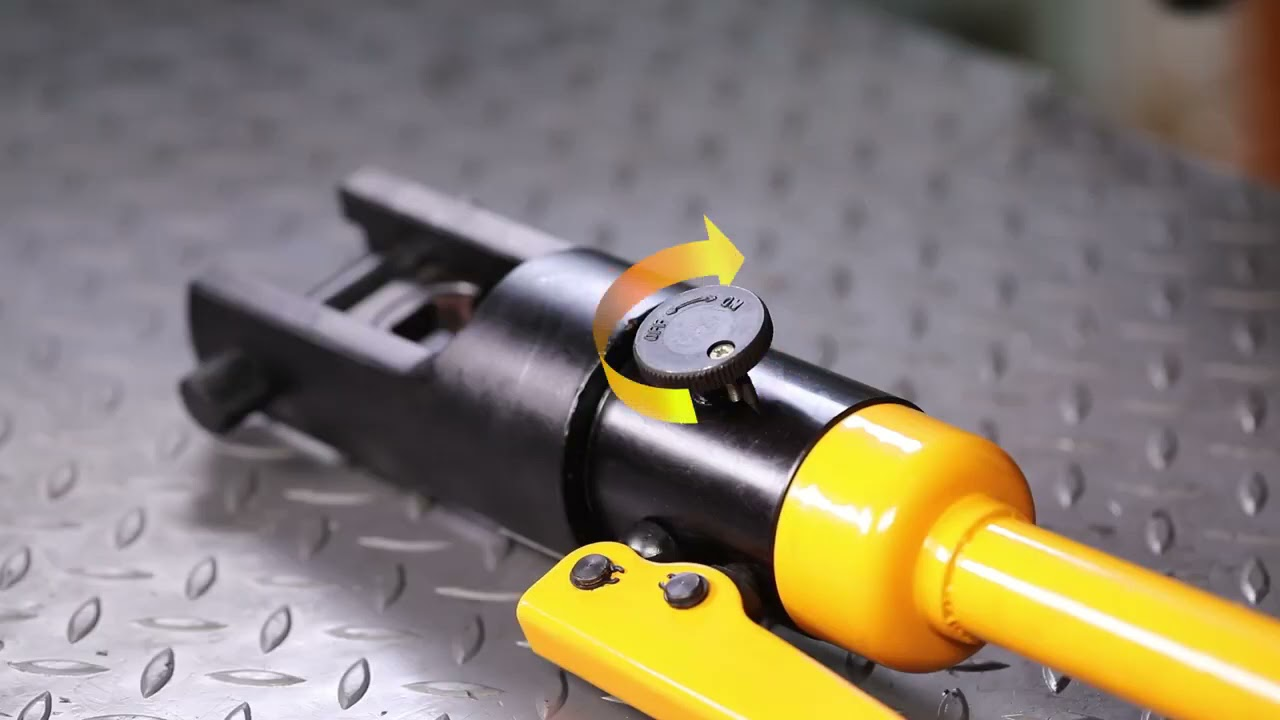 INGCO HYDRAULIC CRIMPING TOOL RANGE 16-240MM2 HHCT01240   Other Hand Tools    Horme Singapore