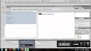 Tutorial HTML: Menú Horizontal
