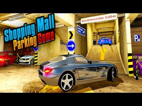 Multi Storey Car Drive Shopping - Mall Parking Mania Android ᴴᴰ