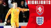 Czech Republic 2-1 England   England Defeated After Late Czech Goal   Euro 2020 Qualifiers   England