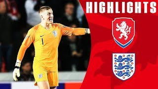 Czech Republic 2-1 England | England Defeated After Late Czech Goal | Euro 2020 Qualifiers | England
