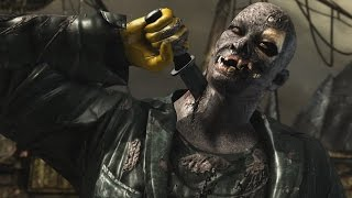 Mortal Kombat X - Jason Voorhees (Part VII) Unmasked Costume / Skin *PC Mod* (1080p 60FPS)