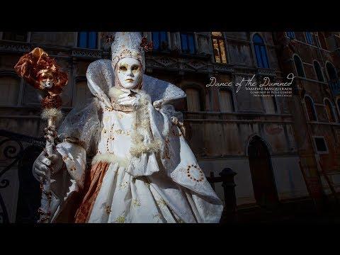 Dark Vampire Music - Dance of the Damned   Masquerade Waltz Collection