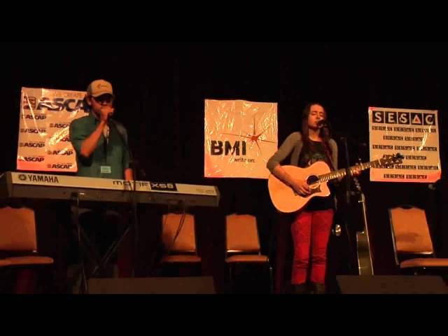 "Olivia Rudeen & Frank Maroney ""Mama"" 2013 DURANGO Songwriter's Expo/BB"