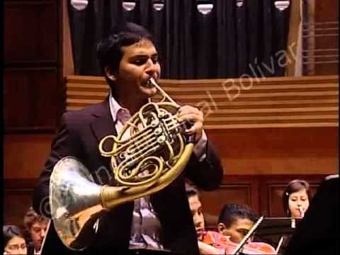 Mozart: Horn Concerto No.4, Rondo