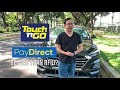How does Touch 'n Go PayDirect work? Better than RFID?