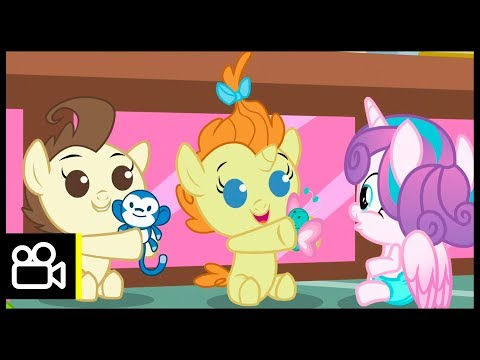 ▷Clip | Twilight and Flurry Heart at Sugarcube Corner (A Flurry of Emotions) | MLP: FiM (S7) [HD]