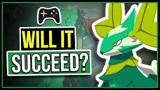 Kickstarter Games 2018 | A Pokemon Inspired Game & More!
