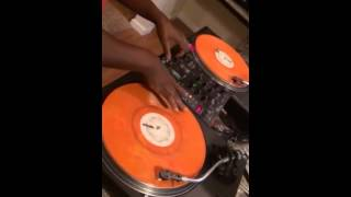DJ P trol warm up video