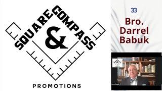 Square & Compass Episode Thirty-Nine: Bro. Darrel Babuk (Architect) Edmonton Lodge No. 7