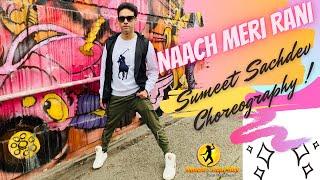 Naach Meri Rani | Guru Randhawa Feat. Nora Fatehi | Tanishk Bagchi | Nikhita Gandhi | Bhushan Kumar