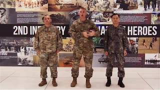 2nd Infantry Division Army vs. Morgan State Football Spirit Video