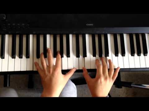 Ribbon in the sky piano chords