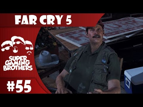 SGB Play: Far Cry 5 - Part 55 | Go Vote, So Says the Dinosaur! thumbnail