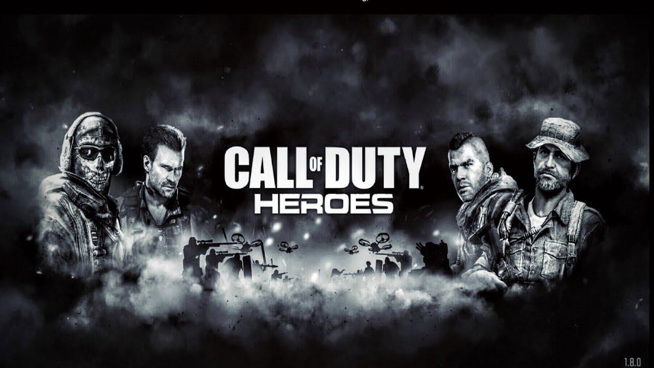 call duty heroes