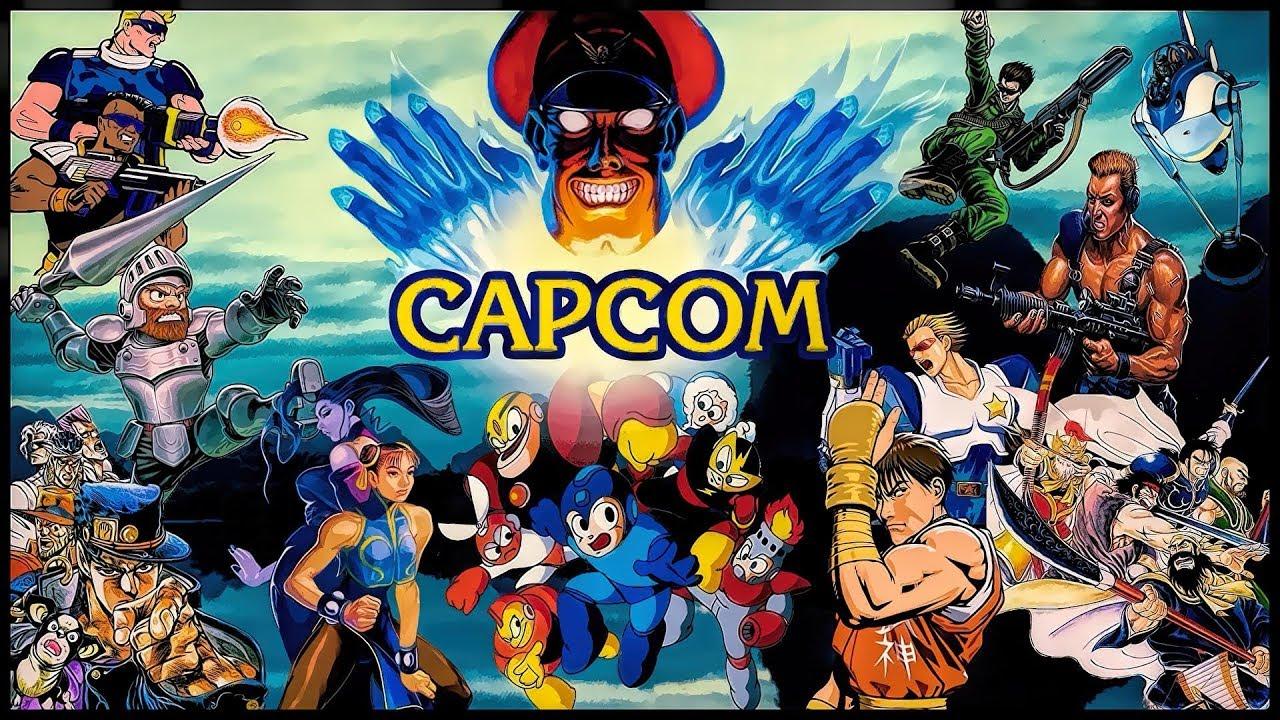 Best CAPCOM