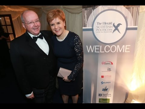 Scottish Politician of the Year Awards 2016