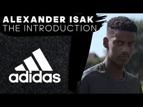 Alexander Isak: The Introduction