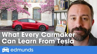 2020 Tesla Model Y Long-Term Update: What Everyone Else Could Learn From Tesla