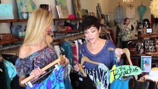 Elise Lobb And Leanza Cornett Go Shopping!