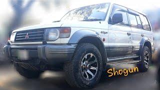 Mitsubishi Pajero GLS | Shogun 1995 Complete Review