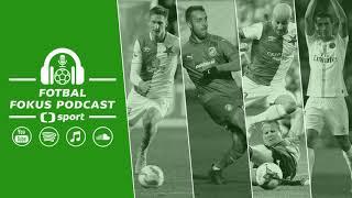 Fotbal fokus podcast: Postoupí Plzeň se Slavií v EL a rozhodne jejich vzájemný duel o titulu?