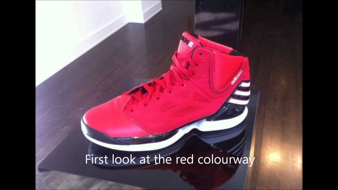 huge discount 0d51f 44df8 Adidas AdiZero Rose 2.5  Pre release review and first look