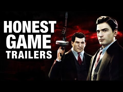 MAFIA (Honest Game Trailers)