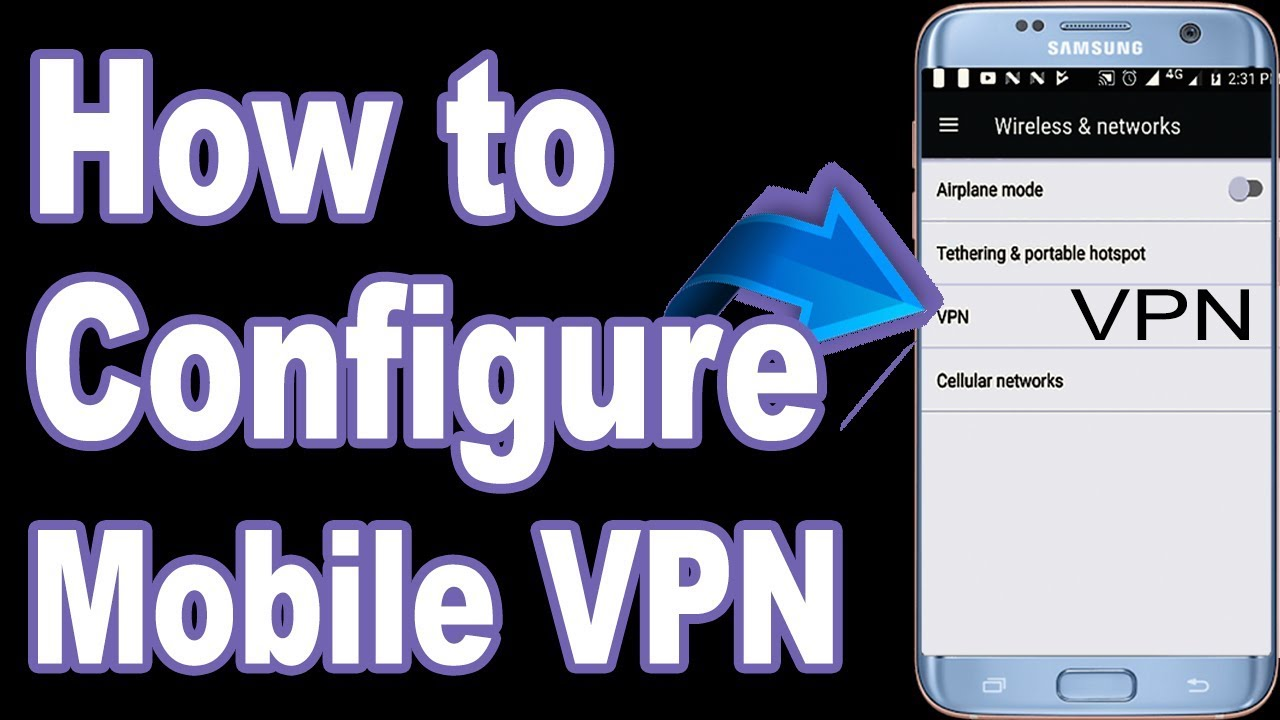 How To Setup VPN on Android । Android VPN Configure । What is VPN On  Android ?