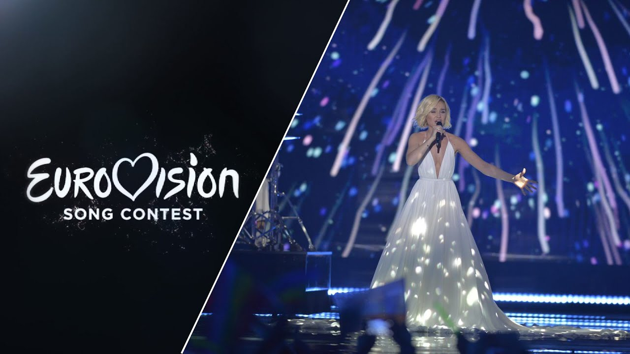 Polina Gagarina A Million Voices Russia Live At Eurovision 2017 Semi Final 1 You