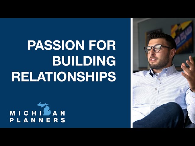 Jonathan DiLorenzo - Client Services   Michigan Planners