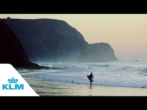 KLM Surf - Destination Portugal (extended version 4K)