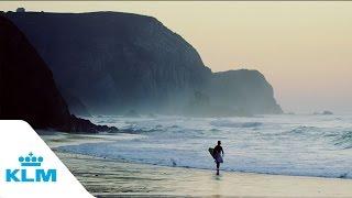 KLM Surf - Destination Portugal (extended version 4K)