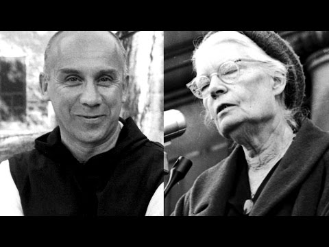 Pope Francis Compares Catholic Radicals Thomas Merton & Dorothy Day to Lincoln and MLK