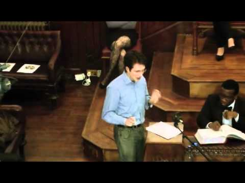 This House Would Rather Dictatorship than Democracy | Emergency Debate | The Cambridge Union