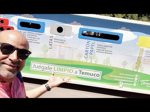 JUEGALE LIMPIO A TEMUCO !