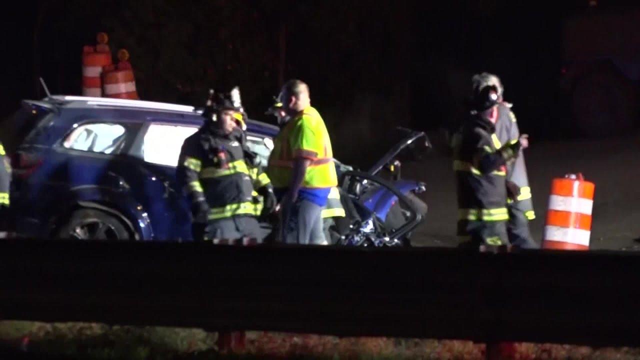 2 people killed in wrong-way crash in Saugus