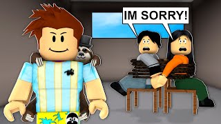 HATED CHILD Gets Revenge In Brookhaven.. (Roblox)