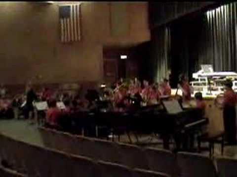 Grand Island Middle School Jazz Ensemble