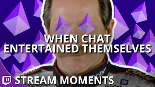 When Chat Entertained Themselves