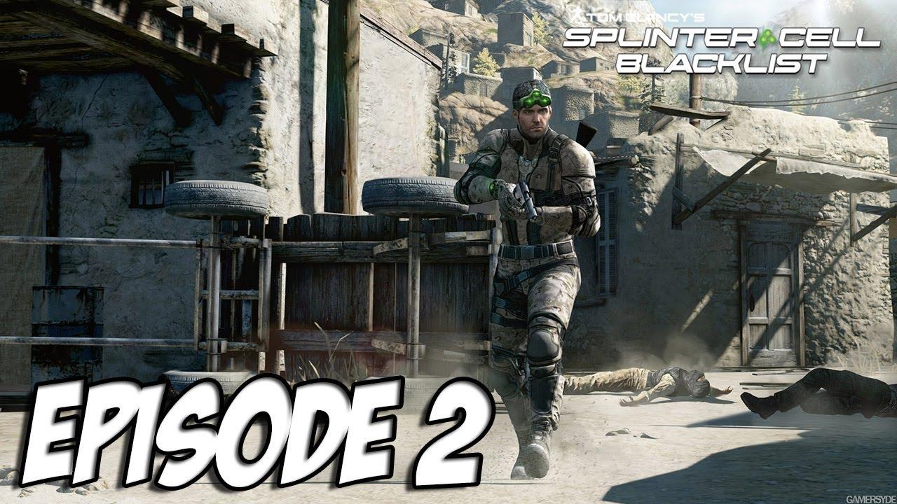 Download Let's Play Holiday: Splinter Cell Blacklist   Mode NIIINNNJA   Episode 2