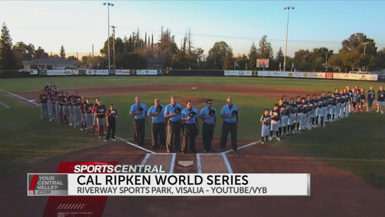 Visalia Blue wins Cal Ripken World Series championship
