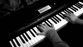 Shy - Sonata Arctica (piano cover)