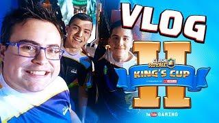 ASÍ FUE LA KING'S CUP II | Clash Royale