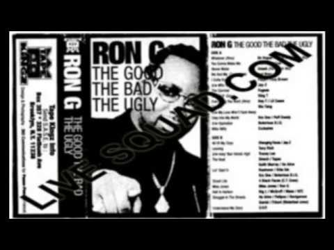 Ron G - The Good The Bad The Ugly  -  Original Cassette