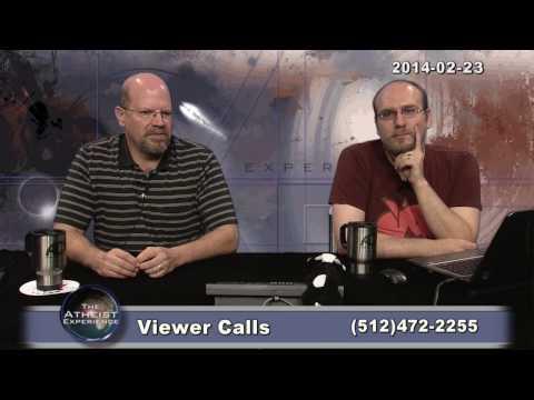 Atheist Experience #854: Unitarian Universalism (HD)