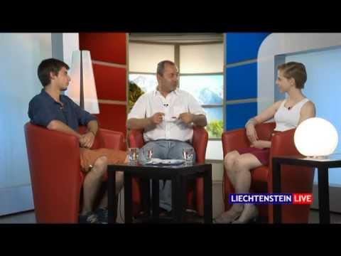 Liechtenstein LIVE mit Mirjam Büchel und Gian Andrea Beer - Universität Liechtenstein
