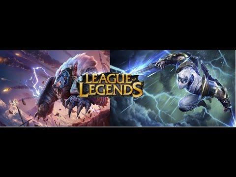 League of Legends - Volibear ft. ivigil